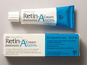 Retinol retin a
